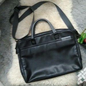 Calvin Klein laptop bag.